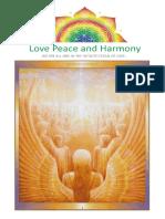 (31) -1-31 January 2011 - Love Peace and Harmony Journal