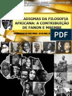 Filosofia Africana- A Contribuição de Fanon e Mbembe