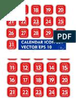 Numero de Calendario