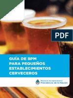 Guia BPM Cerveza 2016