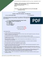 Governo Da Paraíba - Polícia Militar e Corpo de Bombeiros Militar Concurso Público - Edital 001_2018 - Cfsd Pm_bm 2018