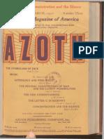 Azoth Mar 1920