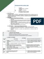 programacionde tutoria  2015