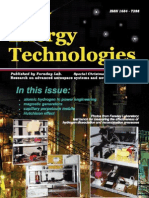 New Energy Technologies Issue 14
