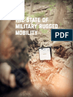 The State of Military Rugged Mobility