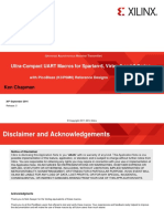 UART6 User Guide and Reference Designs 30Sept14