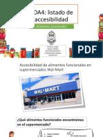 ADA4 accesibilidad