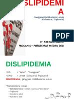 dislipidemia ppt