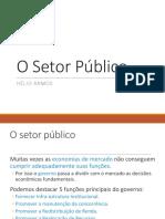 Setor público