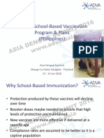ADS2 Philippines School Based Vaccine Program