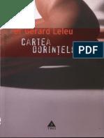 Dr. Gerard Leleu - Cartea Dorintelor