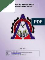 Proposal Pengadaan Sekretariat ChSC.docx