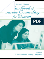 WALSH, W. B.; HEPPNER, M. J. (2006) Handbook of Career Counseling for Women
