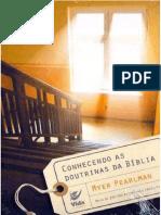 Conhecendo as Doutrinas Da Biblia (Myer Pearlman) SoTERIOLOGIA