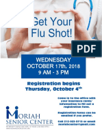 Flu Flyer 2018