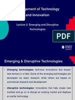 2. Emerging and Disruptive Technologies-1