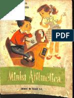 Minha Aritmética - 3º Ano, 17ª Ed., 1959