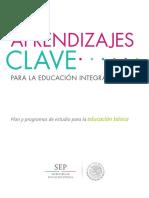 Aprendizajes clave. Plan y Programas.pdf