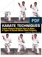 Fumio Demura-karate Atemi