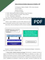 ESOCAL SESMT - Informações Gerais Sobre Os Eventos de Saúde e Segurança No Trabalho