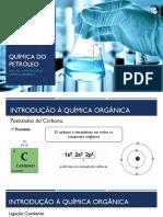 Aula 02 - Introdução a Química Orgânica
