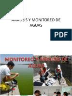 Monitoreo y Analisis de Aguas 2018