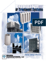Braden Gas Turbine Inlet Air Treatment Brochure