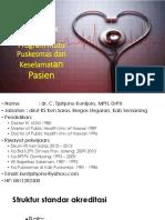 2. Esensi Bab III, VI, IX dan Program Mutu Puskesmas dan KP 19 JULI 2015.ppt