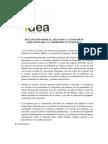 Declaración IDEA Inmunidad Parlamentaria Venezuela