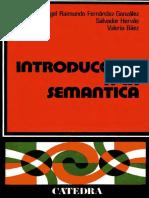 FERNANDEZ GONZALEZ et al - Introduccion A La Semantica.pdf