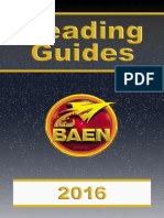 Reading Guides 2016