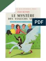 Blyton Enid Le mystère des voleurs volés