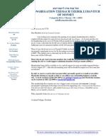 Polinger Letter 1 Elul 5778