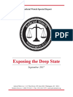 JW Special Report Deep State 2017