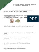 CHALECOS MULTIBOLSILLO COLOR AZUL  METALICO  BORDADO EN LA ESPALDA Y EL PECHO  TALLAS S.docx