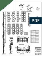 plano de Detalle de puertas para esuelas