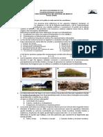 Examen Diagnostico Tercer Grado Historia de Mexico