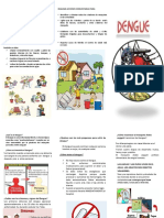 Prevencion Dengue Triptico