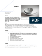 advanced ceramics syllabus