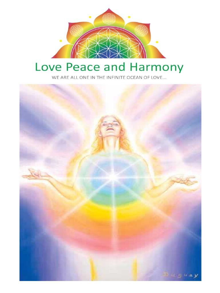 Evreni daha iyi bir hale getirmek için değiştiriyoruz: aşkı çeken meditasyon