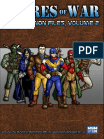 M&M Superlink - DeFCON 1 Cold War Character Pack and Roleplaying Toolkit (Adamant Entertainment)