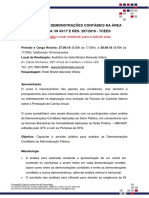 Folder SITE FEST Curso Análise Das Demonstrações Contábeis
