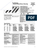 PDF Sensor Pnp