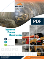 Brochure Subterranea 2018