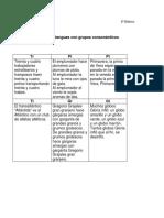 Trabalenguas grupos consonánticos22
