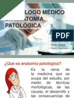 Tecnólogo Médico en Anatomía Patológica