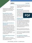 West Nile Virus Fact Sheet