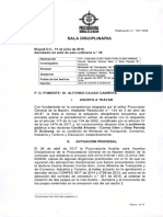Comenzó juicio contra exministras Gina Parody y Cecilia Álvarez por caso Odebrecht