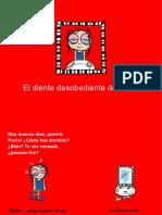 El diente desobediente de Rocio.pdf