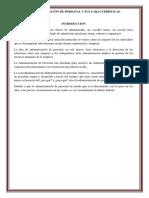 LA ADMINISTRACIÓN DE PERSONAL Y SUS CARACTERÍSTICAS.docx